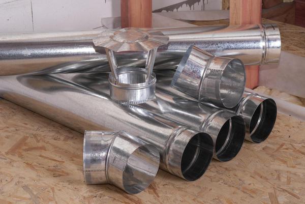 Для дымоходов лучше использовать трубы с теплоизоляцией