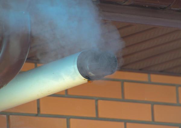 Дымоход газового котла: требования по монтажу отличаются