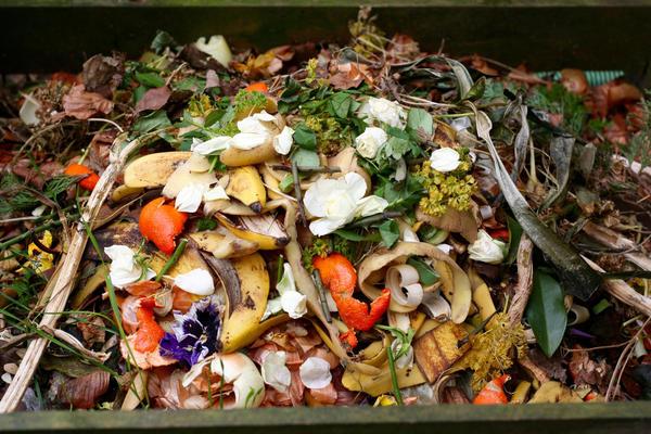 Содата ще облекчи компоста от неприятната миризма