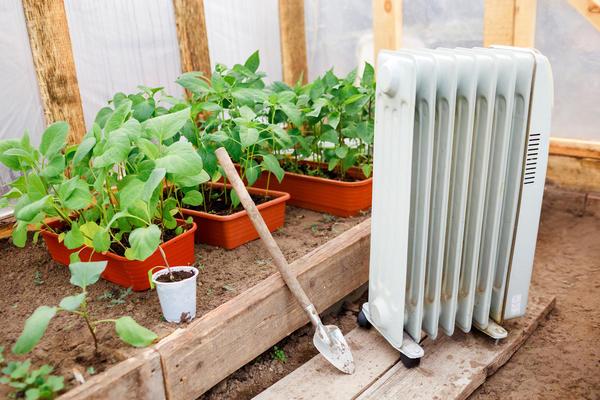 Для поддержания необходимой температуры используют различные доступные способы обогрева