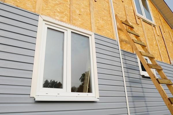 Современный вентилируемый фасад