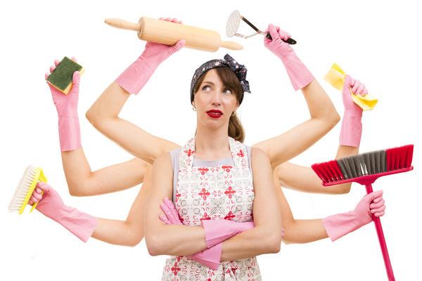 Можно ли превратить уборку в удовольствие или хотя бы сделать так, чтобы она перестала быть ежедневной повинностью?