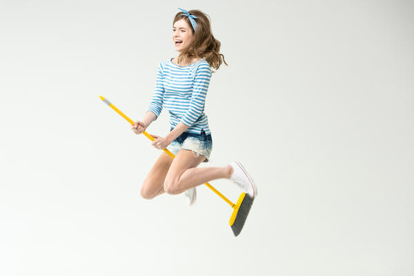 Флайледи - система, которая поможет научиться качественно и быстро убираться