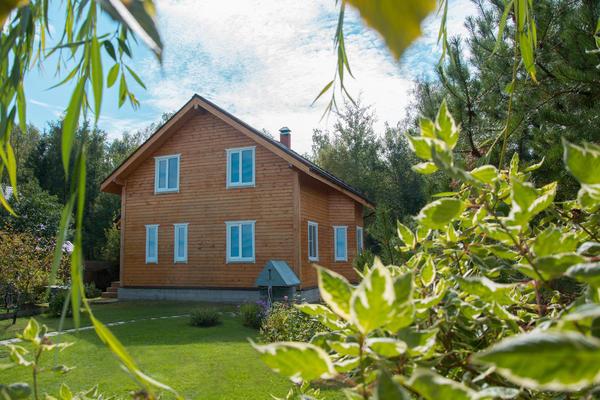 Загородный дом - не предмет первой необходимости