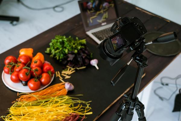 Фотоискусство и овощи