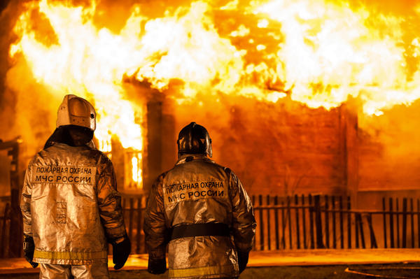 Никто не хочет, чтобы его дом сгорел