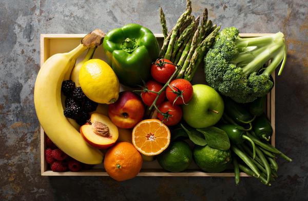 Больше всего антиоксидантов содержится в плодах растений
