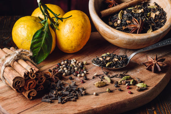 Продукты с антиоксидантами для здорового питания