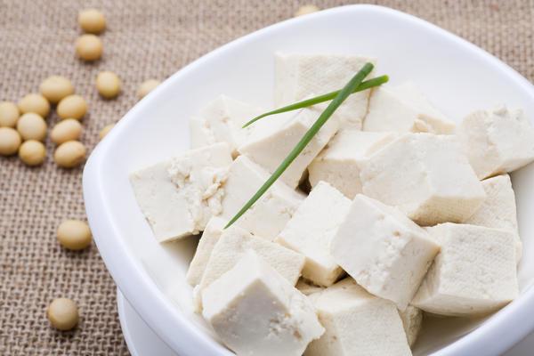 Из тофу можно приготовить много вкусных блюд
