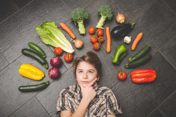 XX век - время небывалой популярности вегетарианства