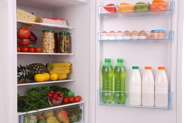 Холодильник лакто-ово-вегетарианца