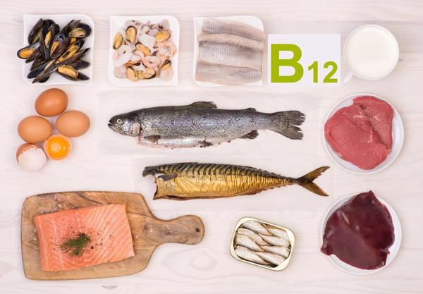 Витамин В12 можно получить исключительно из животных продуктов