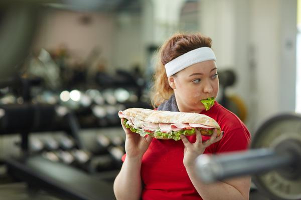 как сбросить лишние кг тяжелее
