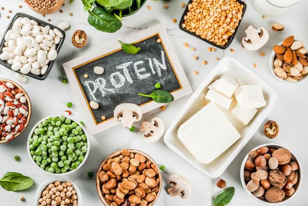 Белковые продукты помогут в борьбе с лишним весом