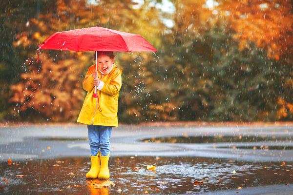 Начинаются дожди и похолодание