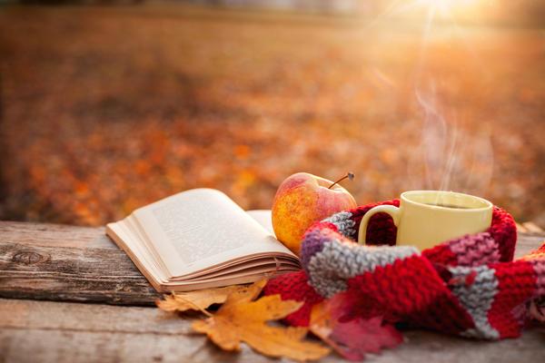 Листопад - самое приятное время осени