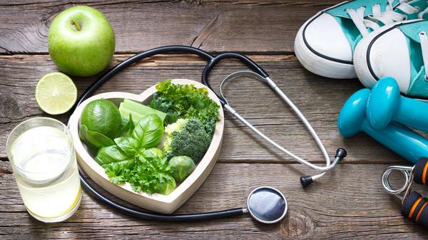 Здоровый образ жизни — основа хорошего самочувствия