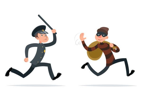 Органы защиты правопорядка не всегда могут помочь дачникам