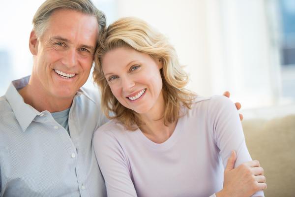 Если в паре хорошие отношения, менопауза их не испортит!