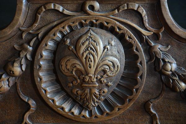 Герб Флоренции - лилия