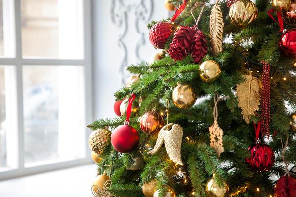 Нарядная елка - главный символ новогодних праздников