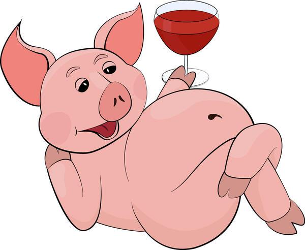По восточному календарю 2019 год - год свиньи