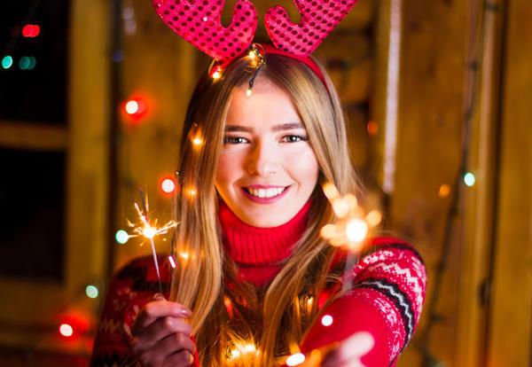 Хорошее настроение в новогоднюю ночь залог удачи и счастья в следующем году