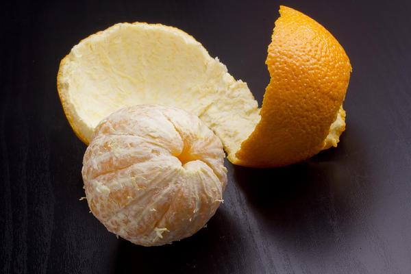Может стоит начать собирать апельсиновые корки?