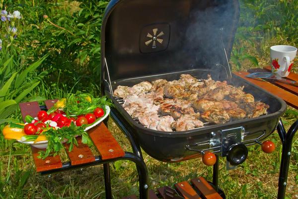 Мясо, приготовленное на гриле, восхитительно!