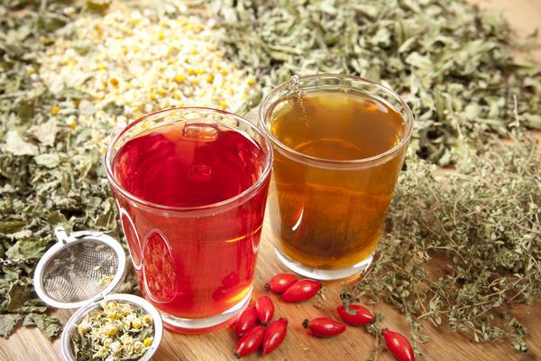Плоды шиповника хорошо сочетаются с самыми разными лекарственными травами