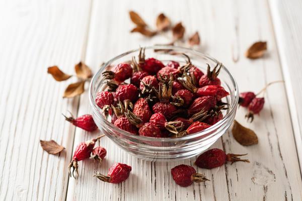 Плоды шиповника обладают общеукрепляющим, иммуностимулирующим, противовоспалительным действием