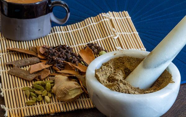 Пряный чай - напиток на любителя