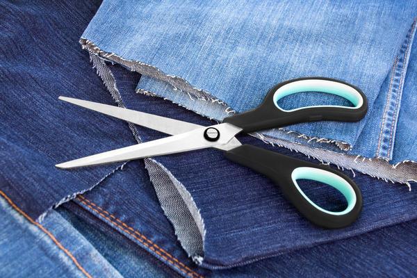 Старая джинса превращается… Во что?
