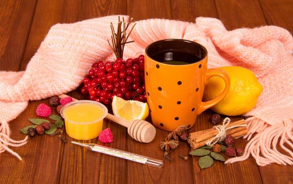 Проверенные средства от простуды наверняка есть в каждом доме