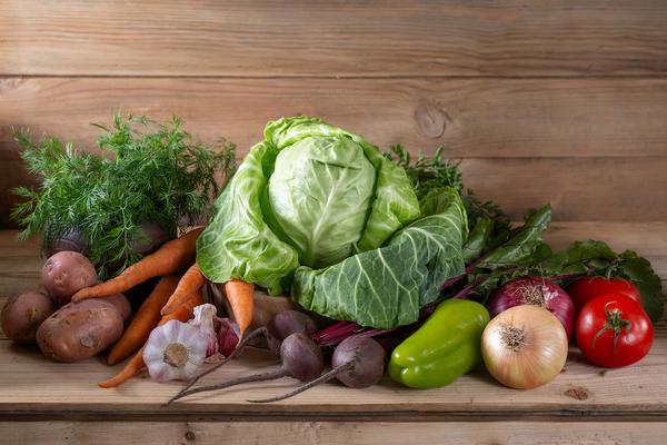 Овощами тоже можно лечиться!