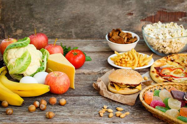 Пища полезная и вредная. Выбор за вами