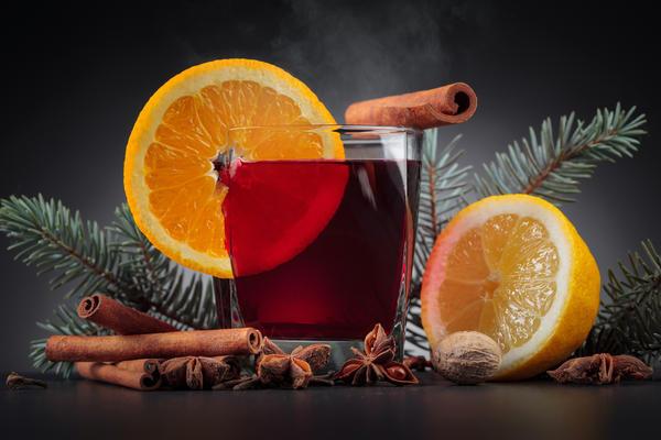 Глинтвейн - идеальный зимний напиток