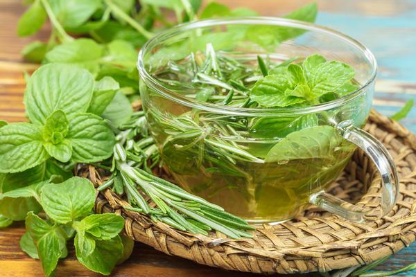 Чаи с пряными травами обладают и лечебным, и профилактическим действием