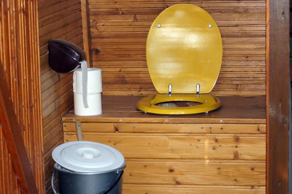 Дружественный природе туалет