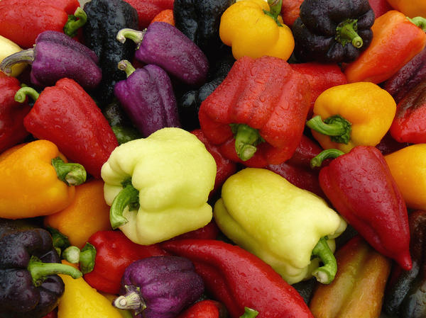 Хочется найти сорта перца необычные и при этом ранние, урожайные и вкусные