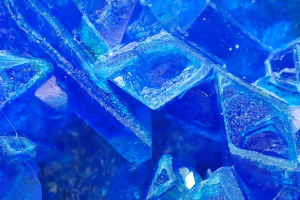 Кристаллогидраты медного купороса