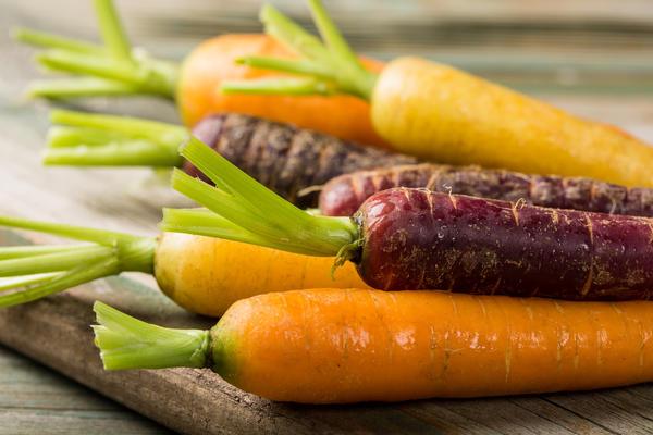 А какой цвет моркови нравится вам?