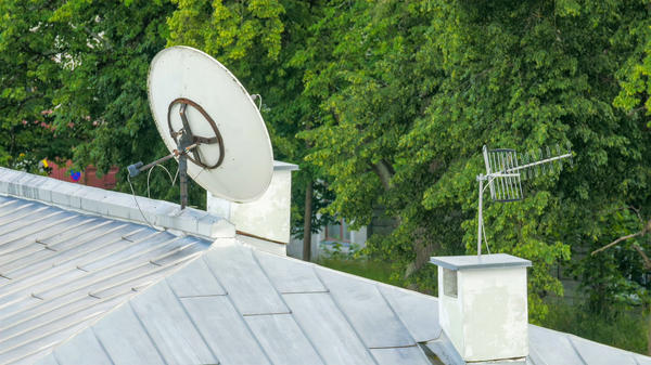 Для приема сигналов телевизор должен быть подключен к подходящей антенне
