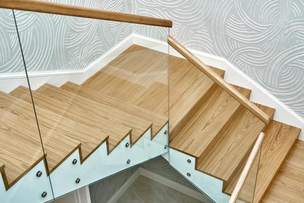 Главное, чтобы лестница была удобной и безопасной