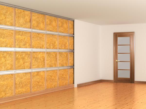 Звукоизоляция квартиры при помощи минеральной ваты