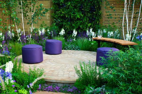 Садовые ширмы — хранители приватности и уюта