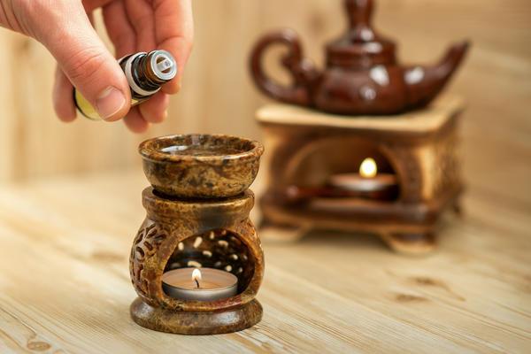 Эфирные масла - это не только приятный аромат, но и вполне осязаемая польза