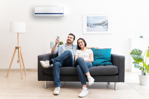 А вы бы рискнули отапливать дом кондиционером?