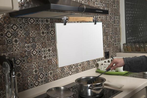 Блестящая идея для кухни