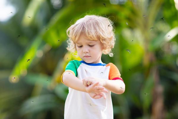 Мало что еще может так испортить прогулку с ребенком, как комары